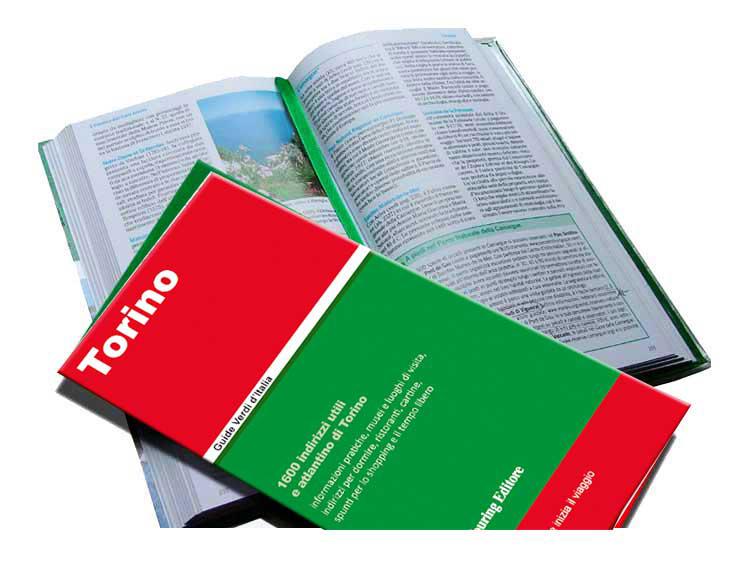 Guide verdi europa e mondo.
